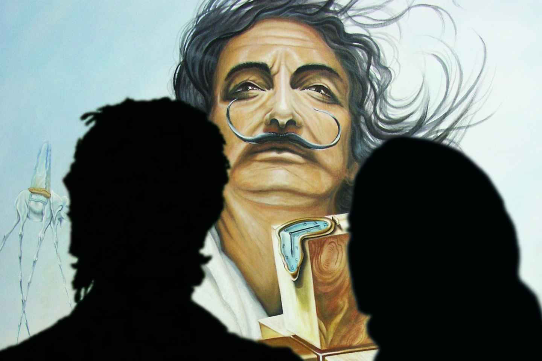 Eintritt: Dalí - Die Ausstellung am Potsdamer Platz