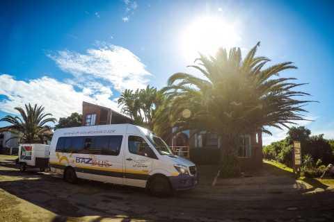 Ônibus Hop-On Hop-Off entre Cidade do Cabo e Durban