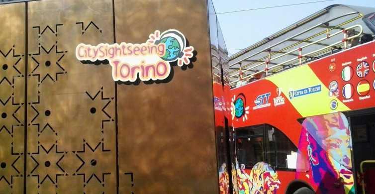 Turin Cinema Museum, Mole Antonelliana and Bus Tour