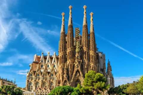 Barcelona 3-Hour Segway Tour with Sagrada Familia
