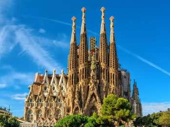 Barcelona: 3-stündige Segway-Tour mit Sagrada Familia