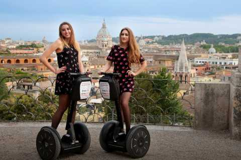 Rome City Center and Villa Borghese Tour by Segway