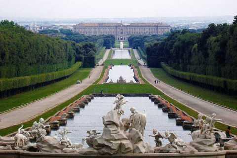 Da Roma: tour di 1 giorno alla Reggia di Caserta
