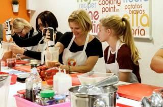 Madrid: halbtägiger spanischer Kochkurs