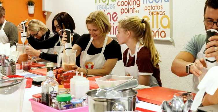 Madrid: Half-Day Spanish Cooking Class