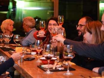 Athen: Wein- und Weinverkostungstour bei Nacht