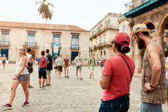 Conheça a Havana Velha: Tour a Pé p/ Grupo Pequeno c/ Almoço