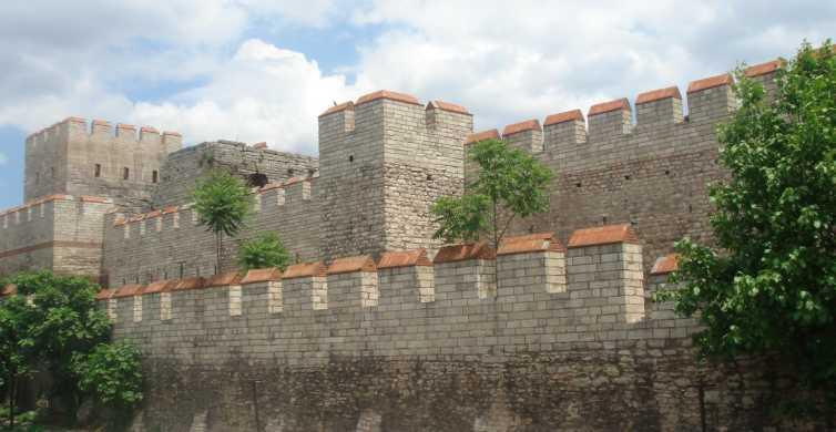 Istambul: excursão de dia inteiro ao Corno de Ouro e ao Bósforo