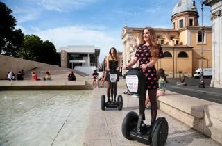 Entdecken Sie Rom Tour mit dem Segway