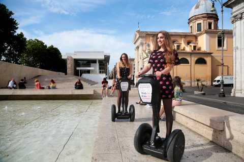 Discover Rome Tour by Segway