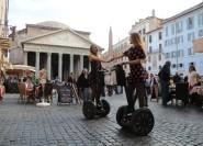 Rom: 3-stündiger römischer Urlaub mit dem Segway