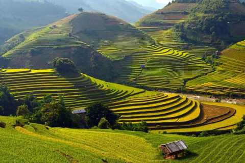 Sa Pa Valley Trek and Local Villages