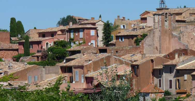 From Marseille: Lavender Tour to Sault, Roussillon & Gordes
