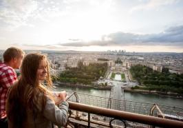 Aktivitäten Paris - Eiffelturm: Direkter Zutritt zur 2. Ebene