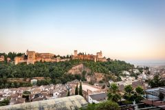 Granada: Opções de Excursão Guiada no Complexo da Alhambra