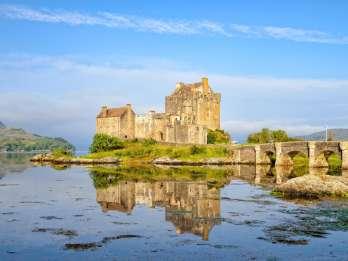 Ab Edinburgh: 2 Tage Eilean Donan, Loch Ness & Highlands