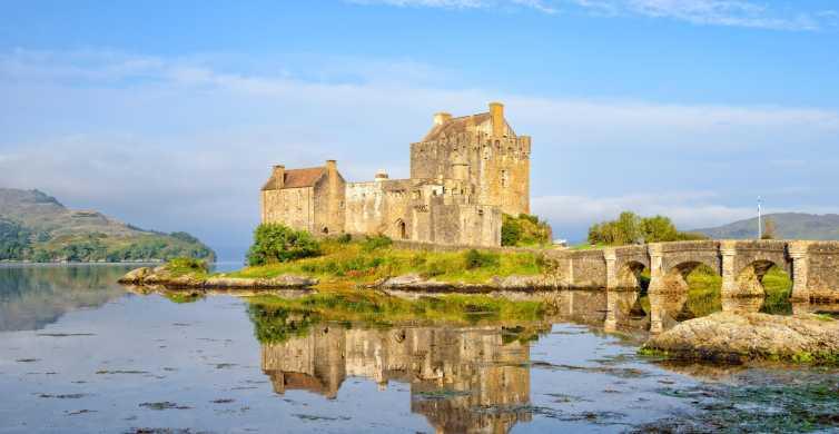From Edinburgh: 2-Day Eilean Donan, Loch Ness & Highlands