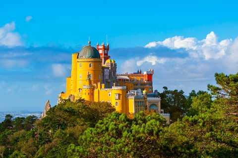 Secrets of Sintra and Cascais Private Tour