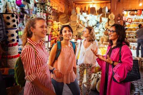 Excursão ao Souks de Marrakech: Artesãos e seus Ofícios