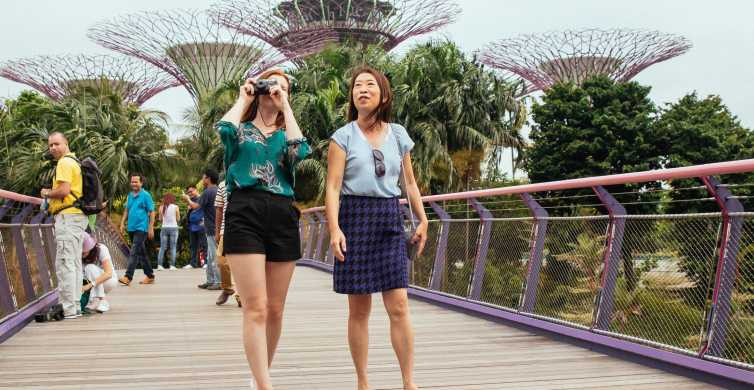 Singapore: Famous Sights and Secrets Private 4-Hour Tour