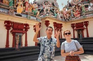 Singapur: Private Highlight-Tagestour mit einem Einwohner