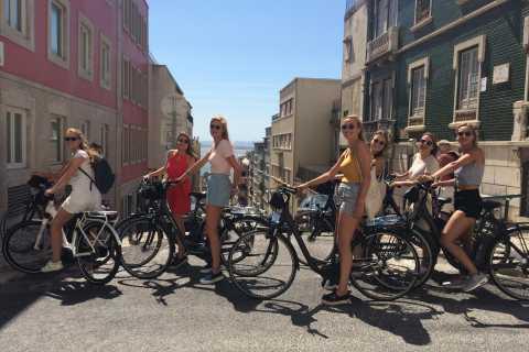 Central Lisbon 3-Hour Guided E-Bike Tour