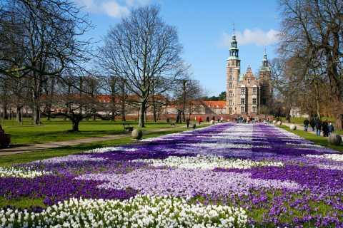 City Tour incluindo o Castelo Rosenborg