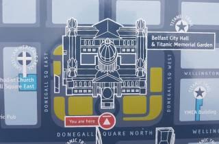 Belfast: Eklektische Wanderung durch das Stadtzentrum