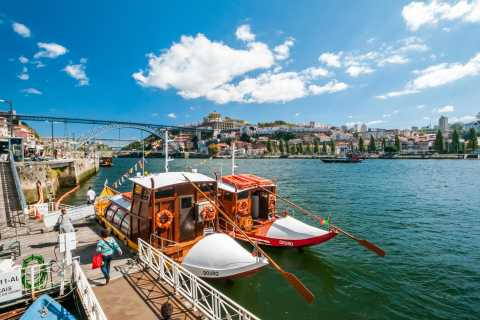 Porto: River Douro 6 Bridges Cruise