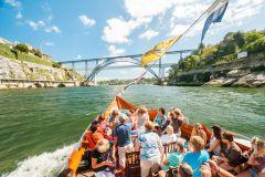 Porto: Cruzeiro das 6 Pontes no Rio Douro