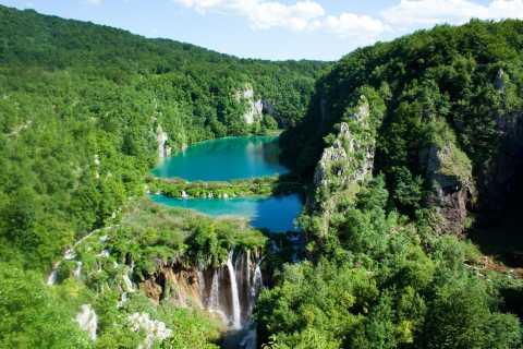 Plitvice Lakes National Park and Rastoke Tour from Zagreb