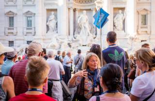 Rom: Trevi-Brunnen, Spanische Treppe & Pantheon
