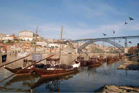 Porto Full-Day Private Tour from Lisbon