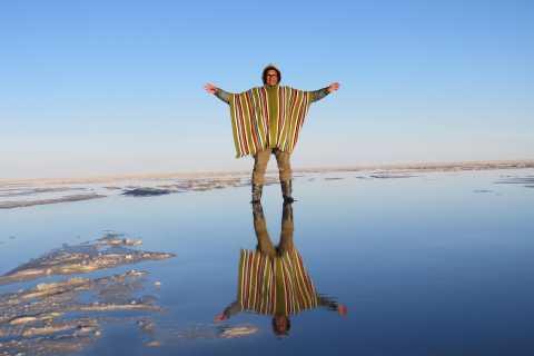 Desde La Paz: tour de lujo del salar de Uyuni