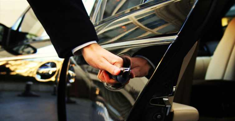Fiumicino Airport: Shared Luxury Transfer to/from Rome