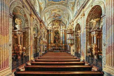 Vienne: concert de musique classique à l'église Sainte-Anne