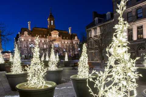 Old Montréal Small-Group Christmas Tour