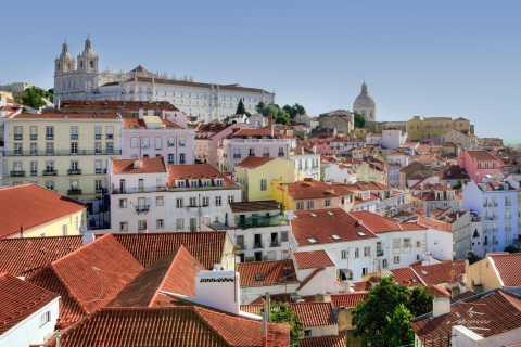 Lisbon: Experience Alfama the Old Quarter Walking Tour