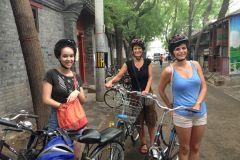 Passeio de Bicicleta para Pequenos Grupos em Pequim