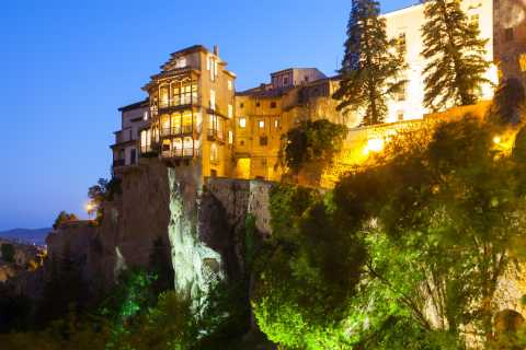 From Madrid: Cuenca Guided Tour with Optional Lunch