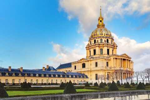 Paris: Invalides Dome - Skip-the-Line Guided Museum Tour