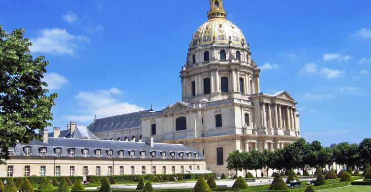 Invalides War Museum the World Wars Guided Tour