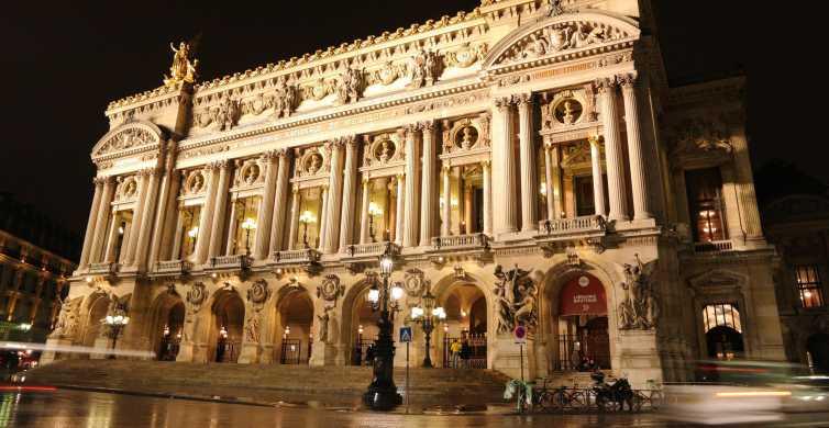 Parijs: mysteries van Opéra Garnier na sluitingstijd