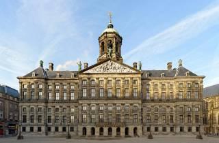 Königlicher Palast Amsterdam: Eintrittskarte und Audioguide