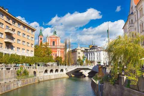Depuis Vienne: un jour en Slovénie dont Ljubljana et Bled