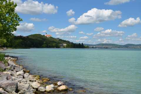 Depuis Budapest: excursion au lac Balaton