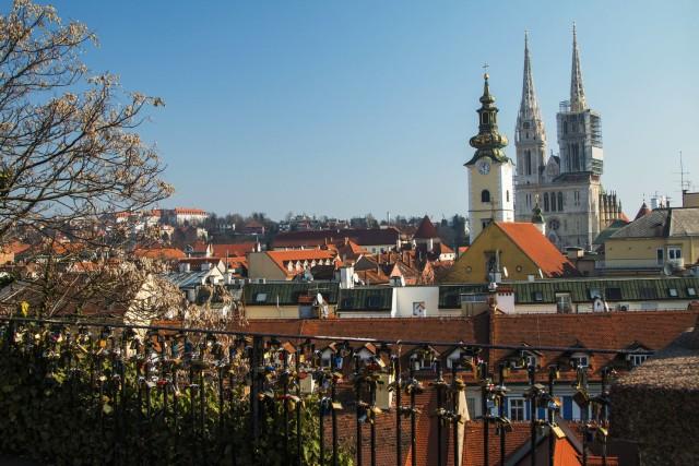 Dagtrip Kroatië vanuit Wenen Inclusief de hoofdstad Zagreb