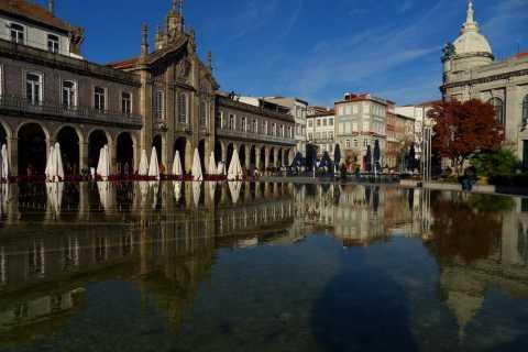 Braga: tour histórico de día completo con transporte