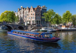 What to do in Amsterdam - Amsterdam: City Canal Cruise