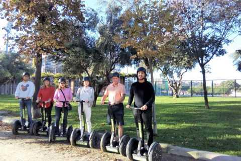 Valencia: Garden & Palace Music Segway Tour